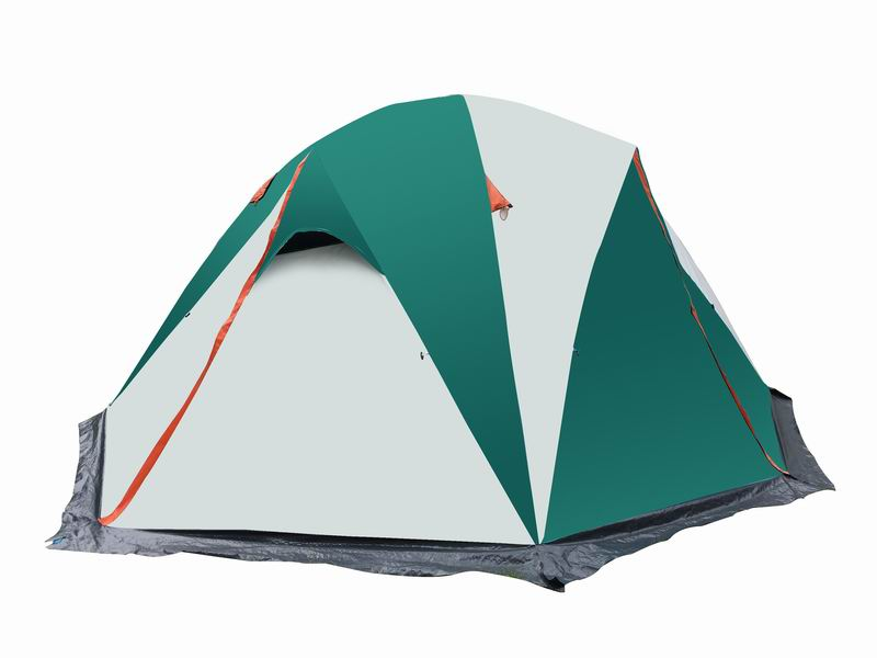 5 Person Durable Expedition Camping Dome Tent