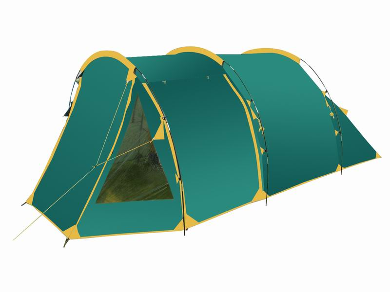 3 Person Extended Custom Mountain Camping Tunnel Tent