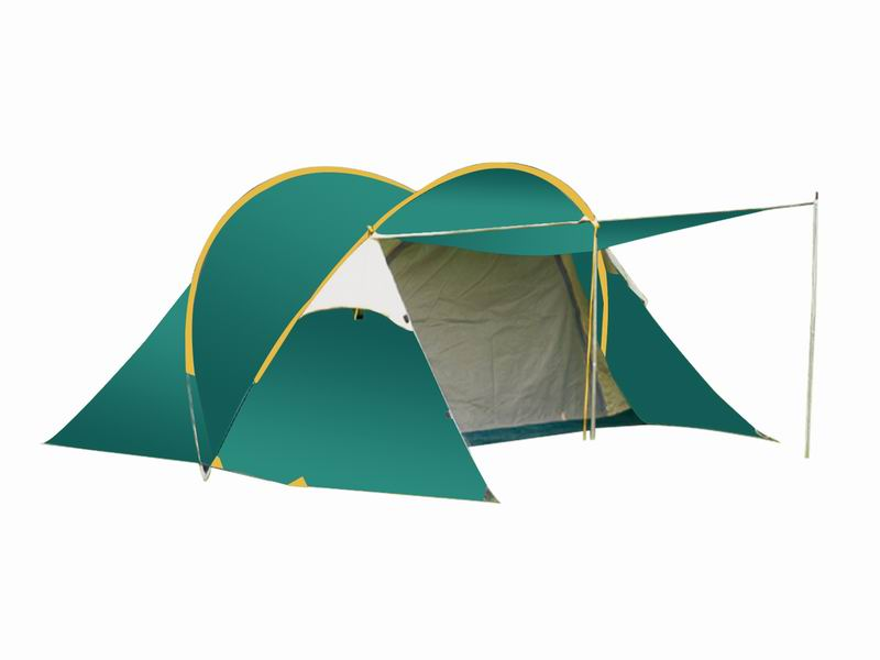 3 Person Extended Mountain Family Dome Tent