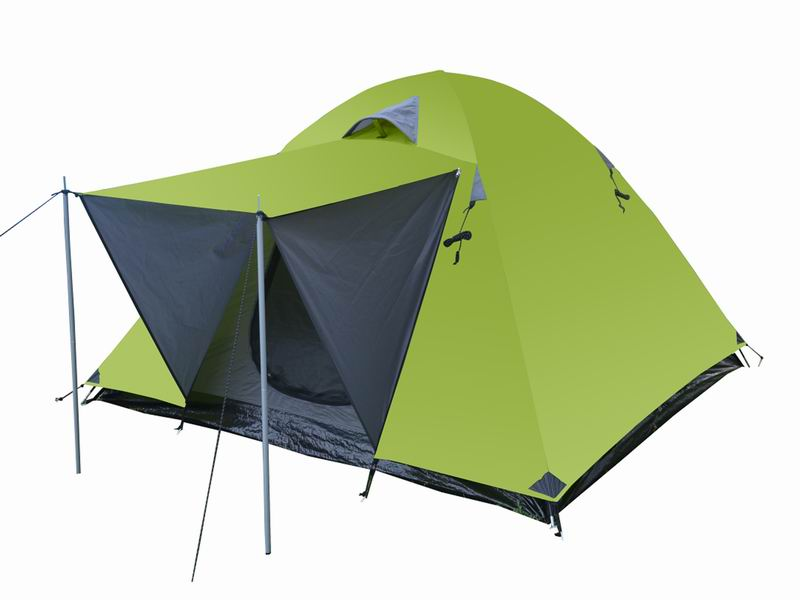 2 Person Lightweight Custom Expedition Camping Dome Tent