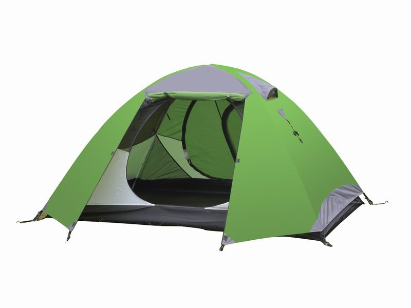 2 Person Lightweight Custom Mountain Camping Dome Tent