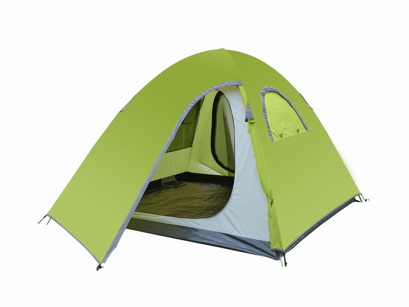 3 Person Lightweight Custom Mountain Camping Dome Tent