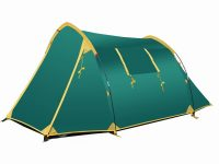 3 Person Lightweight Expedition Camping Tunnel Tent