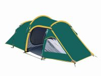 3 Person Extended Expedition Camping Tunnel Tent