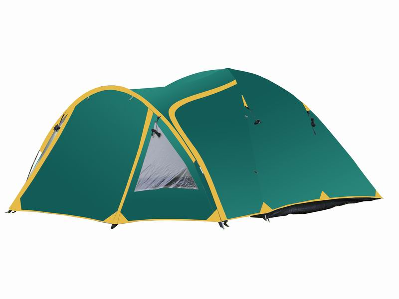 4 Person Extended Custom Expedition Camping Dome Tent