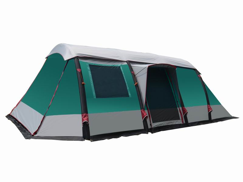 6 Person Extended Custom Inflatable Air Camping Tent