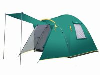3-Season Durable Waterproof Instant Family Dome Tent