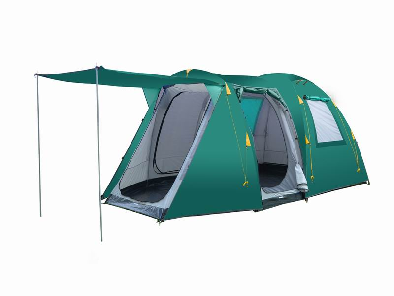 Durable Waterproof Extended Family Dome Tent