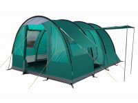 4 Person Durable Portable Family Tunnel Tent