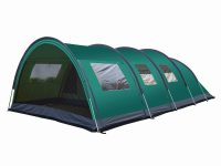 6 Person Waterproof Extended Family Tunnel Tent