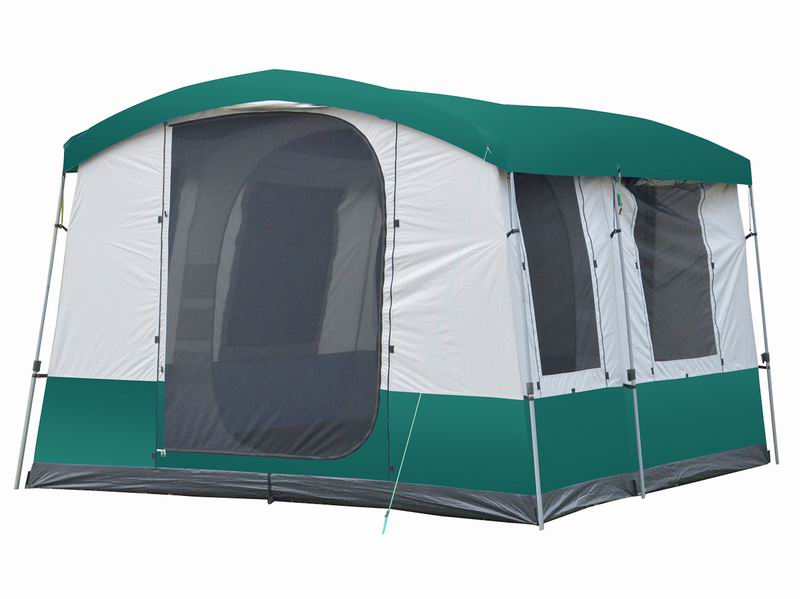 12 Person Durable Extended Custom Family Cabin Tent