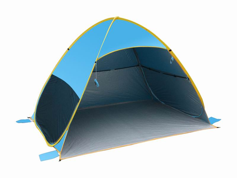 Custom Pop-Up Beach Tent Sun Shelter