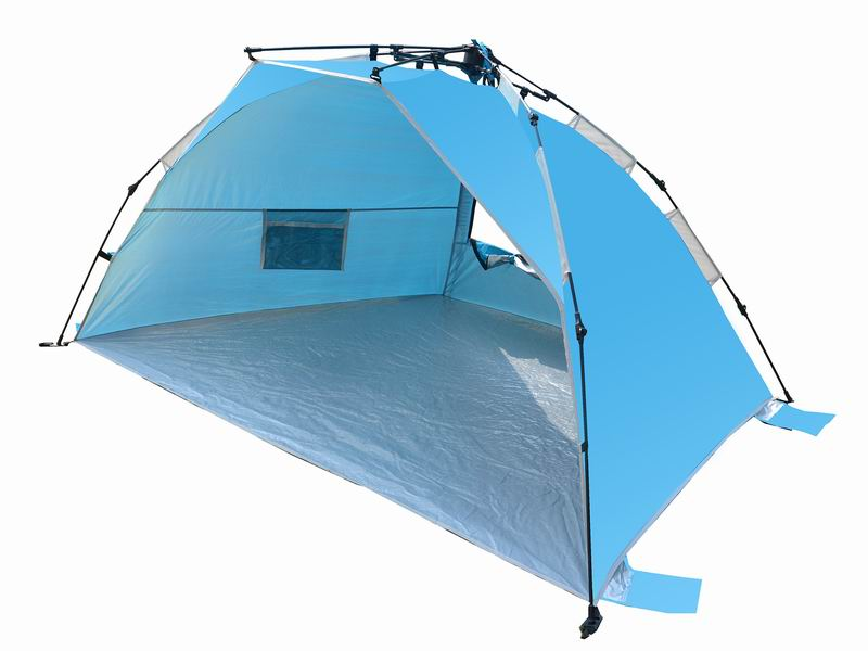 Custom Instant Sun Shelter Beach Tent