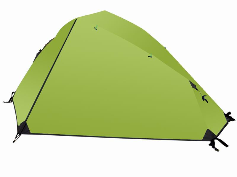 Custom 1 Person Durable Lightweight Hiking Tent