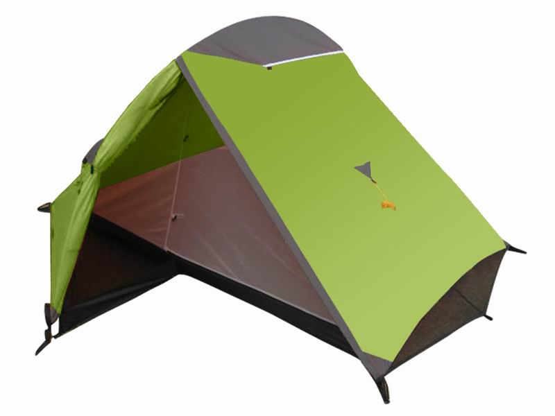 2 Person Custom Waterproof Instant Backpacking Tent
