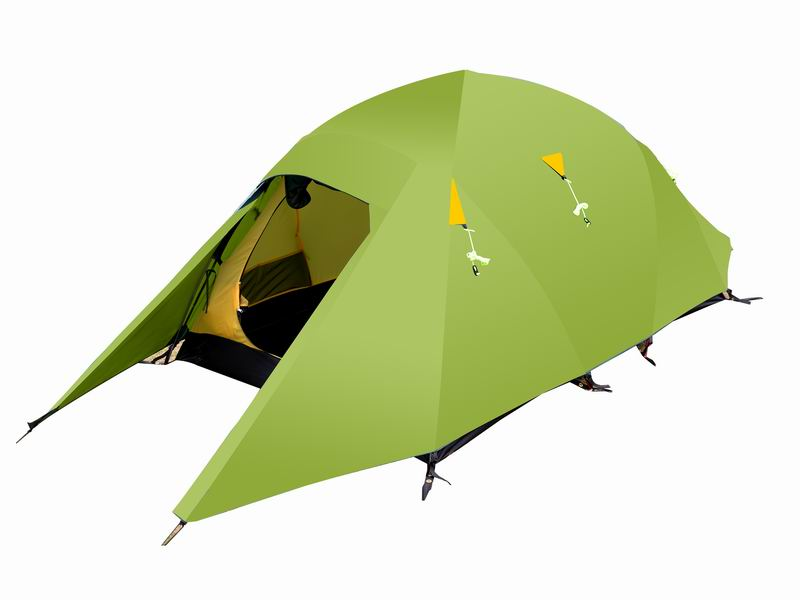 3 Person Custom Waterproof Lightweight Hiking Tent