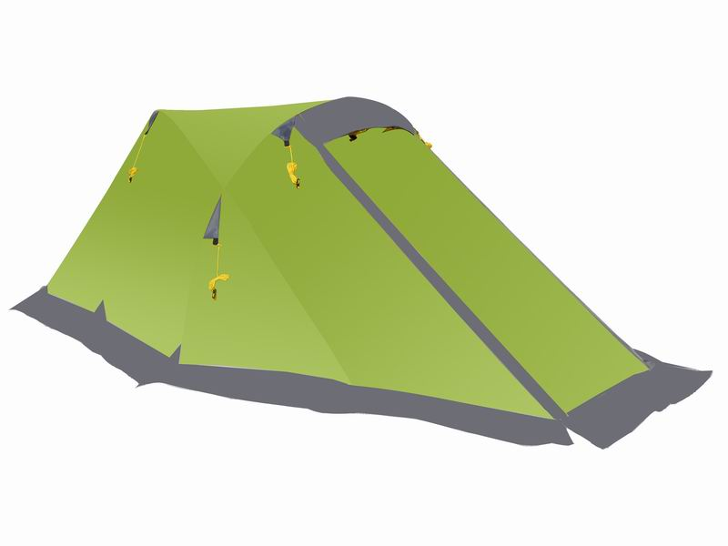 2 Person Durable Custom Lightweight Hiking Tent
