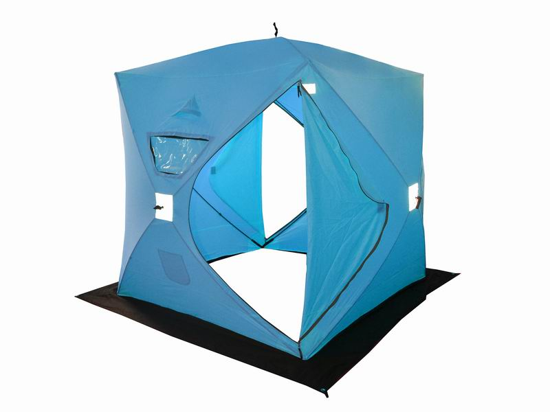 Pop-Up Custom Portable Camping Hub Tent