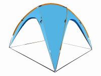 Lightweight Portable Sun Shade Instant Tent