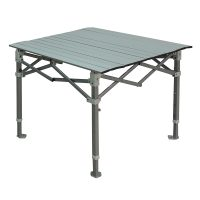 Aluminum Adjustable Portable Folding Camp Table