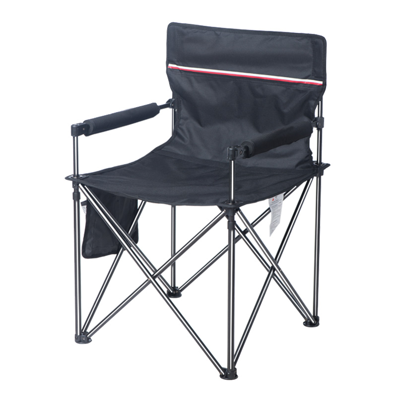 Custom Comfort Director Chair with Side Pocket