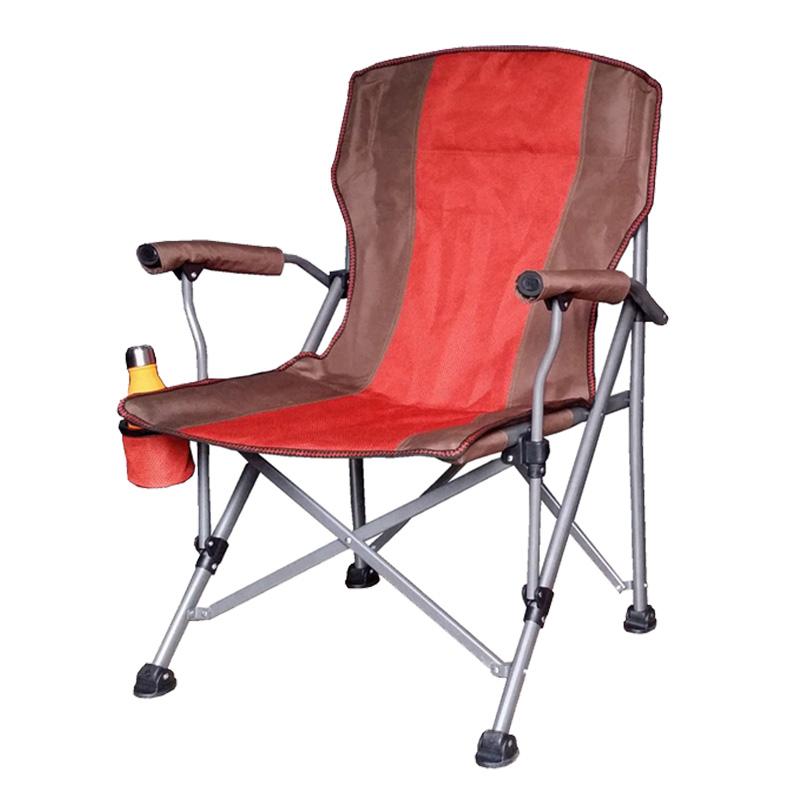 Custom High Back Deluxe Hard Arm Chair