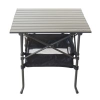 Portable Lightweight Aluminum Folding Table
