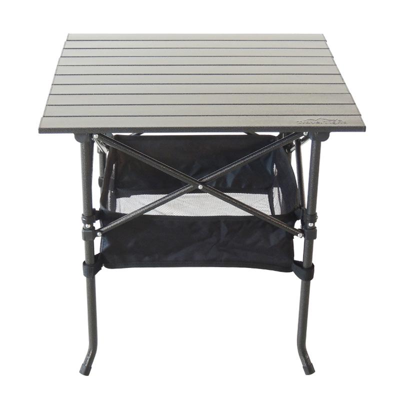 Portable Lightweight Custom Aluminum Folding Camp Table